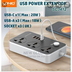 4in1 USB Electrical Extension | Electrical Equipment for sale in Lagos State, Ojo