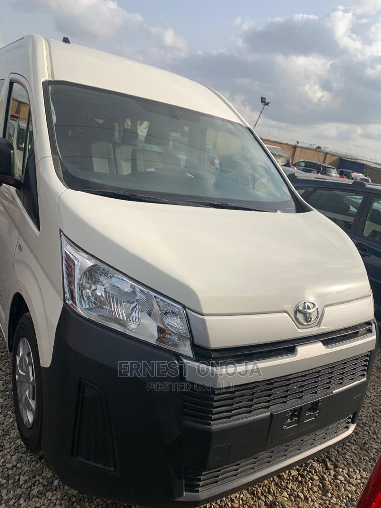 Brand New Toyota Hiace Bus for Quick Sale   Buses & Microbuses for sale in Gwarinpa, Abuja (FCT) State, Nigeria