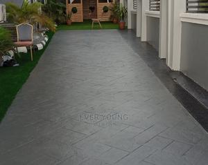 Stamp Concrete Floors and Materials | Building Materials for sale in Delta State, Warri