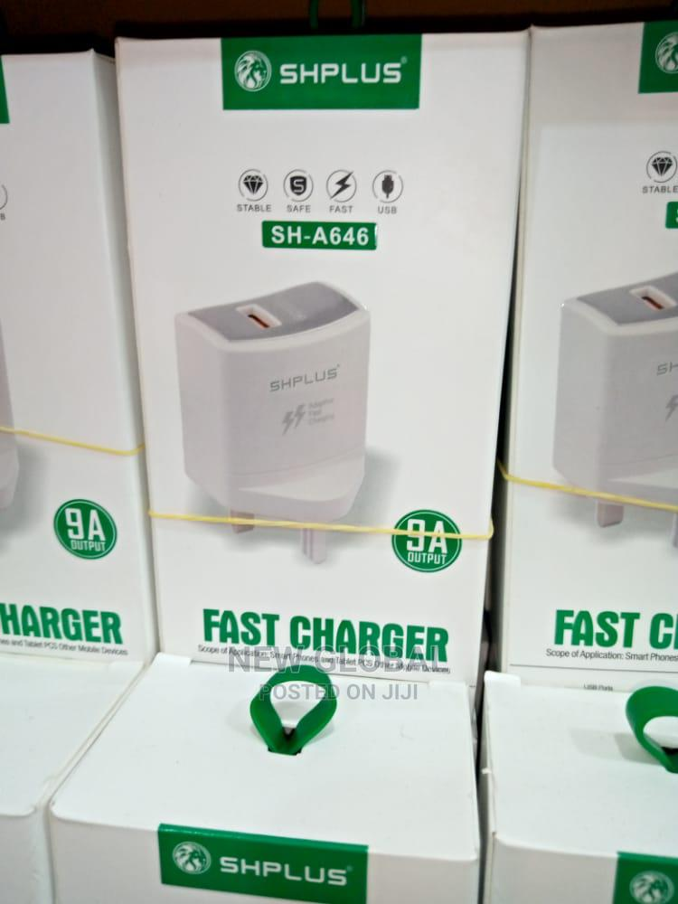 9A Original Fast Charger