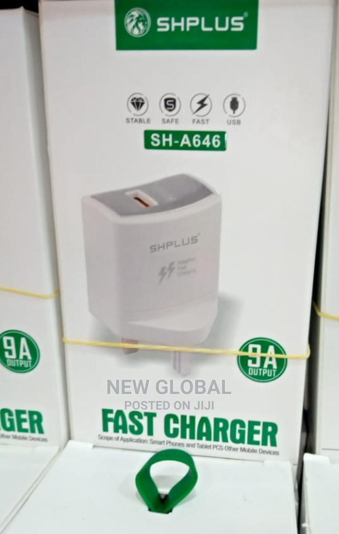 9A Original Fast Charger | Accessories for Mobile Phones & Tablets for sale in Ojo, Lagos State, Nigeria
