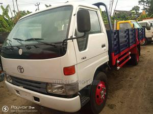 Toyota Dyna 300 6 Tons Dark Blue. | Trucks & Trailers for sale in Lagos State, Apapa