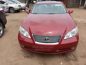 Lexus ES 2009 350 Red | Cars for sale in Lagos State, Isolo
