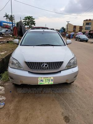 Lexus RX 2009 350 AWD Silver | Cars for sale in Lagos State, Ikeja