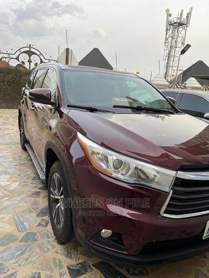 Toyota Highlander 2018 Brown | Cars for sale in Abuja (FCT) State, Gwarinpa