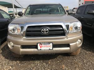 Toyota Tacoma 2007 Regular Cab Automatic Gold | Cars for sale in Lagos State, Ikeja
