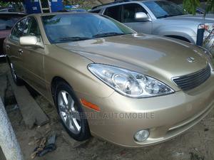 Lexus ES 2005 330 Gold | Cars for sale in Lagos State, Apapa