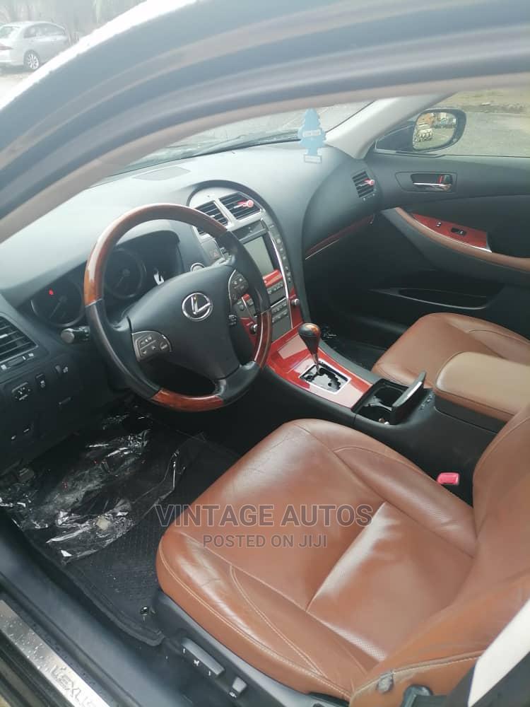 Archive: Lexus ES 2012 350 Black