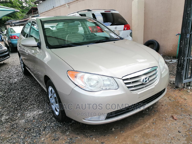 Hyundai Elantra 2010 GLS Gold