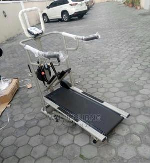Manual 4 In 1 Treadmill | Sports Equipment for sale in Lagos State, Lekki