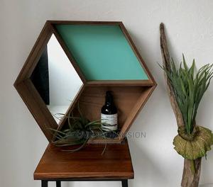 Hexagon Wall Shelf | Home Accessories for sale in Lagos State, Lagos Island (Eko)