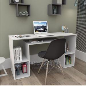 All White Double Decker Office/ Study Desk   Furniture for sale in Lagos State, Amuwo-Odofin