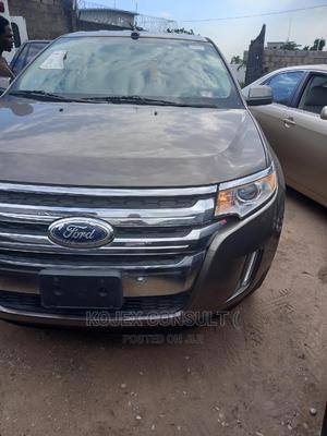 Ford Edge 2012 Gray   Cars for sale in Lagos State, Ikeja