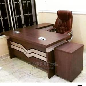Imported Executive Office Table With Office Chair | Furniture for sale in Abuja (FCT) State, Maitama