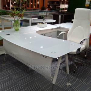 Imported Executive Office Table With Chair | Furniture for sale in Abuja (FCT) State, Maitama