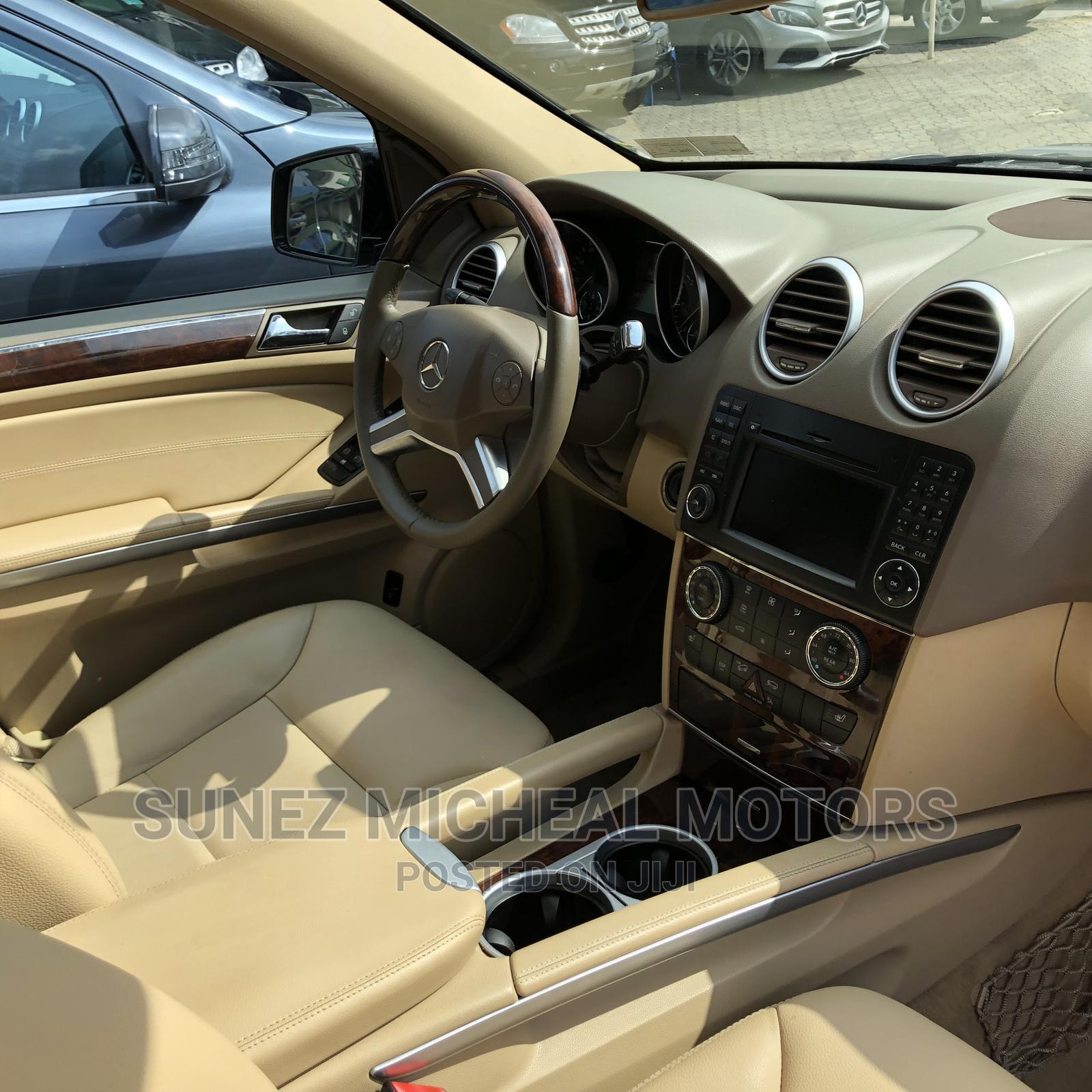 Mercedes-Benz M Class 2011 ML 350 4Matic Black | Cars for sale in Amuwo-Odofin, Lagos State, Nigeria