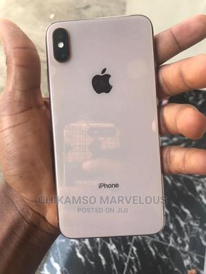 Apple iPhone XS Max 64 GB Gold | Mobile Phones for sale in Lagos State, Surulere