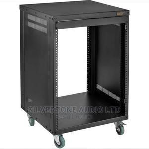Original Amplifier Rack 12unit | Audio & Music Equipment for sale in Lagos State, Ojo