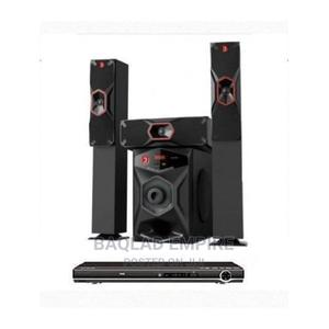 Djack Heavy Duty Bluetooth Home Theater Dj 3031+DVD Player | Audio & Music Equipment for sale in Lagos State, Ikeja
