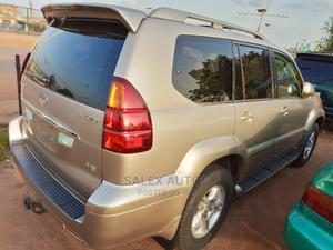 Lexus GX 2006 470 Sport Utility Gold | Cars for sale in Kaduna State, Kaduna / Kaduna State