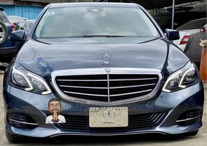 Mercedes-Benz E350 2014 Blue   Cars for sale in Lagos State, Lekki