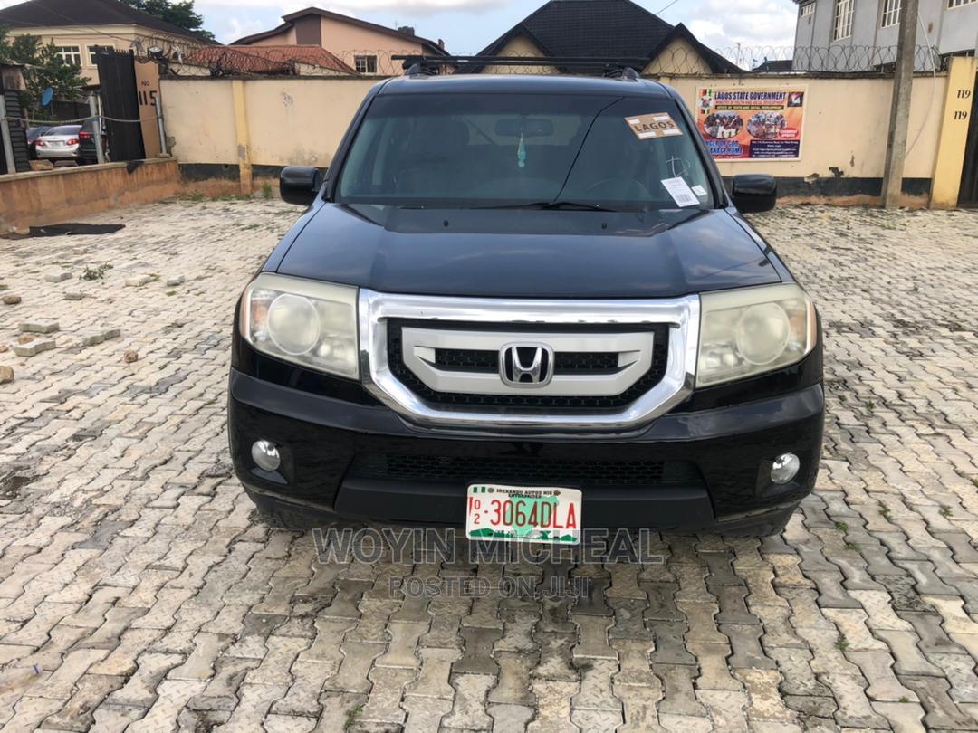 Honda Pilot 2010 Black | Cars for sale in Alimosho, Lagos State, Nigeria