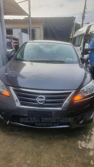 Nissan Sentra 2015 Gray | Cars for sale in Lagos State, Ikeja