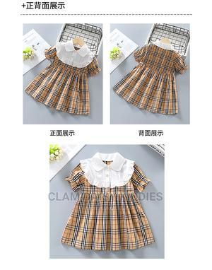 Burberry Inspired Kids Dress | Children's Clothing for sale in Lagos State, Ajah