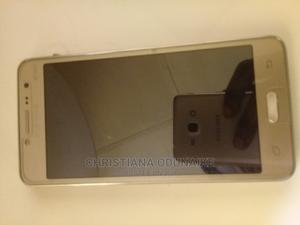 Samsung Galaxy Grand Prime Plus 8 GB Gold   Mobile Phones for sale in Ogun State, Ado-Odo/Ota