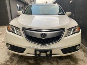 Acura RDX 2013 White | Cars for sale in Lagos State, Ikeja