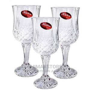 Hana Glassware Cup- 6pcs | Kitchen & Dining for sale in Lagos State, Lagos Island (Eko)