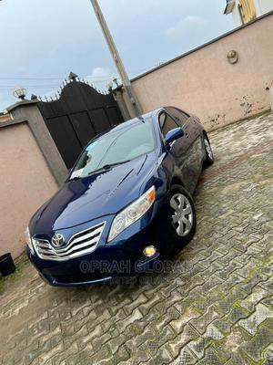 Toyota Camry 2007 Blue | Cars for sale in Lagos State, Ifako-Ijaiye