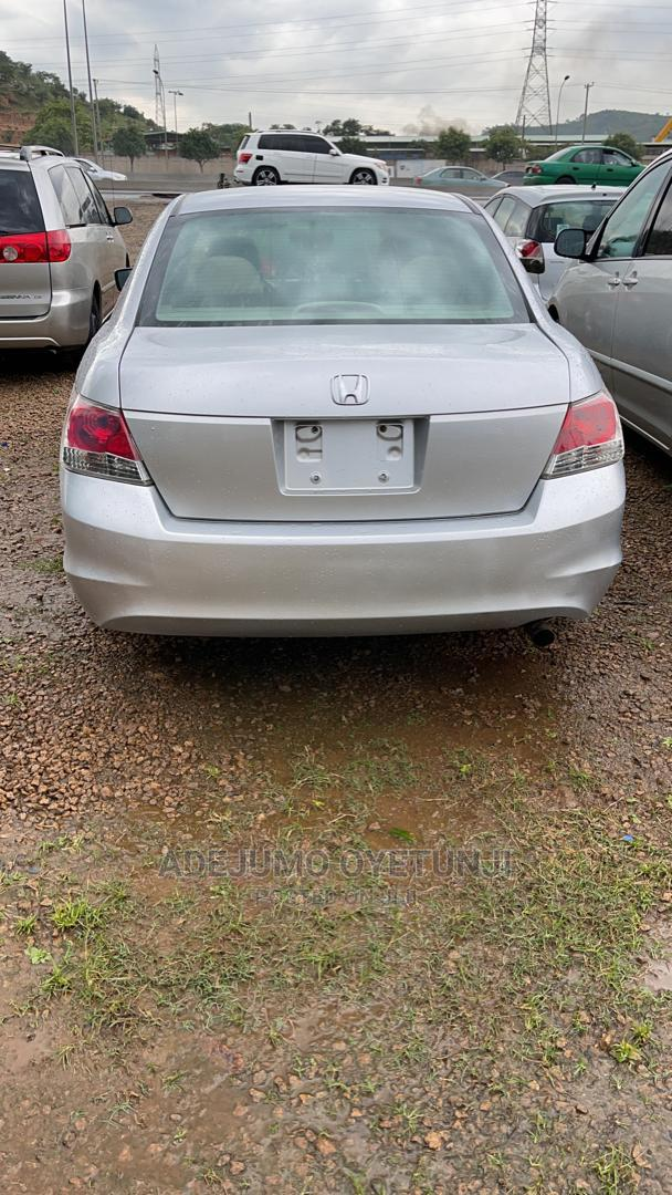 Honda Accord 2010 Silver | Cars for sale in Ibadan, Oyo State, Nigeria