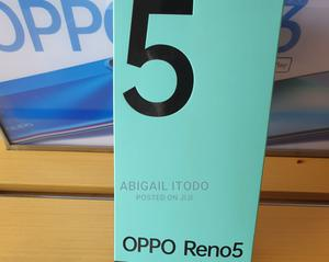 New Oppo Reno5 4G 128 GB | Mobile Phones for sale in Abuja (FCT) State, Wuse 2