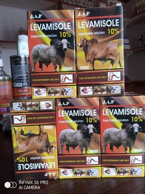 Levamosole Deworm Injection 10% | Pet's Accessories for sale in Edo State, Benin City