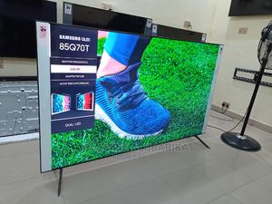 Samsung Q70T 85inches Class Hdr 4K Uhd Smart Qled TV | TV & DVD Equipment for sale in Lagos State, Ojo
