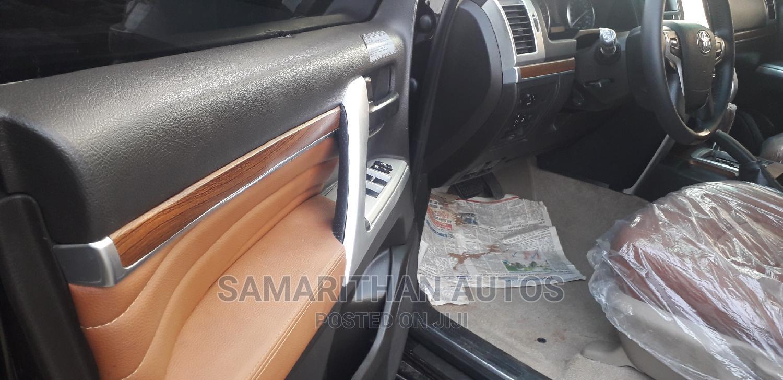 Toyota Land Cruiser 2020 5.7 V8 VXR Black   Cars for sale in Gwarinpa, Abuja (FCT) State, Nigeria