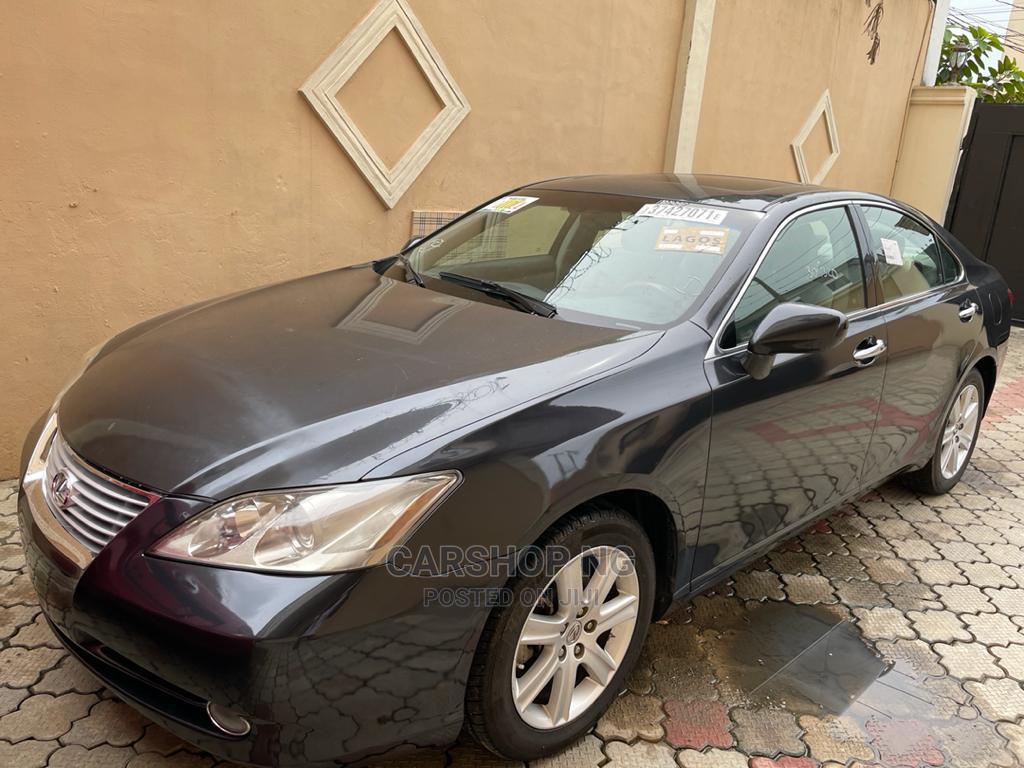 Lexus ES 2009 350 Gray   Cars for sale in Ikeja, Lagos State, Nigeria