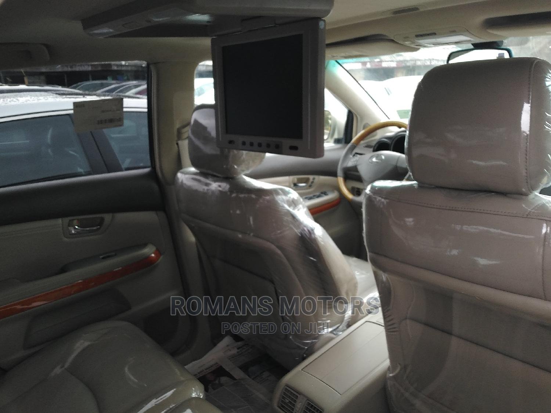 Archive: Lexus RX 2006 Gold