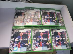 Brand New Fifa 21 Xbox One/X | Video Games for sale in Lagos State, Agege