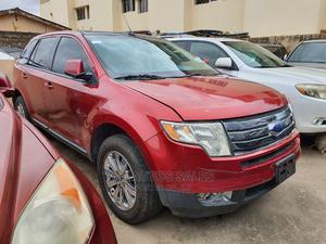 Ford Edge 2007 Red   Cars for sale in Lagos State, Ikeja