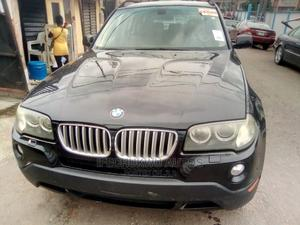 BMW X3 2007 2.5si Sport Automatic Blue   Cars for sale in Lagos State, Ikeja