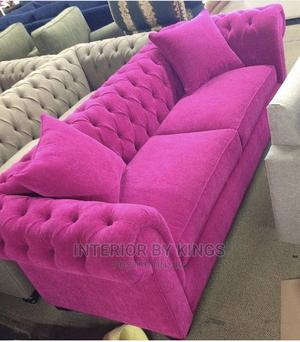 Chesterfield Sofa (Lead Time ) 5 Days   Furniture for sale in Lagos State, Shomolu
