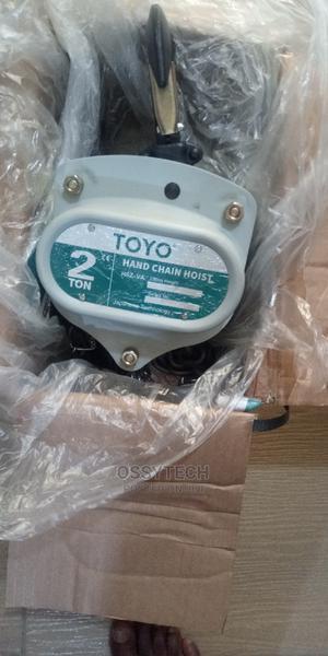 Chain Block 2ton | Manufacturing Equipment for sale in Lagos State, Lagos Island (Eko)