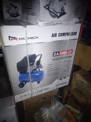 25L Air Compressor (Maxmech)   Electrical Hand Tools for sale in Lagos State, Lagos Island (Eko)