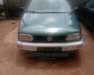 Volkswagen Golf 1999 1.9 TDi Variant Green   Cars for sale in Enugu State, Enugu