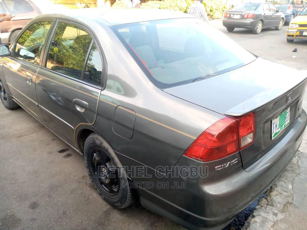 Archive: Honda Civic 2004 1.6 Coupe Automatic Gray