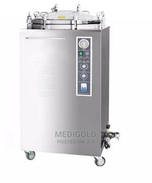 150L Top Load Vertical Steam Sterilizer Autoclave | Medical Supplies & Equipment for sale in Lagos State, Amuwo-Odofin