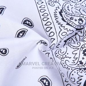 Fashion Hip Hop 100% Cotton Bandana Square Scarf 54cm*54cm | Clothing Accessories for sale in Lagos State, Surulere