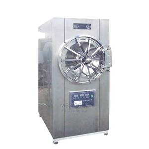 150L Front Load Horizontal Steam Sterilizer Autoclave | Medical Supplies & Equipment for sale in Lagos State, Amuwo-Odofin